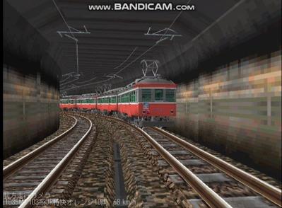 越河レイアウト103シリーズ112-箱根登山鉄道4