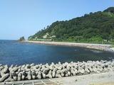 羽越本線村上-間島間3