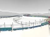 雪景色と貨物交換駅レイアウト56.jpg