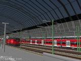 ドイツ鉄道ステーション ドーム22.