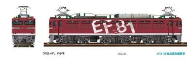 VRM3版EF81-95