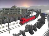 雪景色完成その8 DBBRe101-2