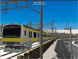 進撃の通勤電車38  JR209系南武線6.