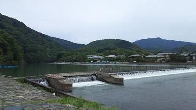 嵐山 渡月橋3