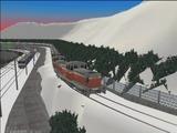 待避線レイアウト追加ローカル線DD13-2