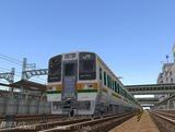 211系シルバー高崎線5