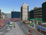 仙台市電レイアウト原の町線148.
