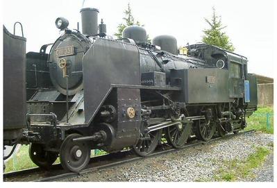 仙台新幹線車両基地展示車両C11-351-5