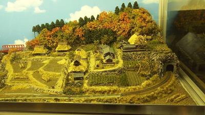 京都鉄道博物館178-ローカル風景ジオラマ1