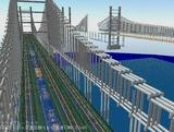 瀬戸大橋1000トン試験22