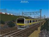 進撃の通勤電車38  JR209系南武線1