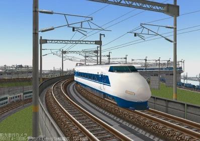 KATOレイアウトプラン集6-9東海道新幹線100系ひかり4