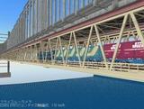 瀬戸大橋1000トン試験28