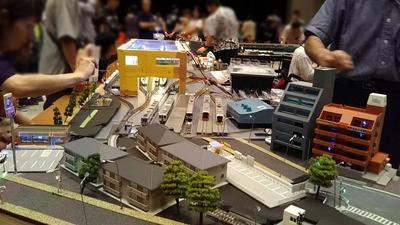 鉄道模型運転会2019Nゲージ14