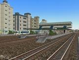 ニュータウン駅7