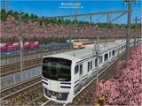 進撃の通勤電車40  JRE217系二階建て3
