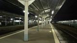 白石駅ホーム1