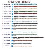 Fプラン車両カタログ1