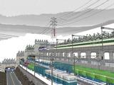 仮想津軽海峡線完成作り込み1