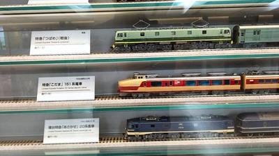 京都鉄道博物館31HOゲージ模型2