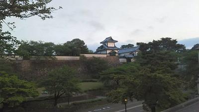 金沢城石川門城壁2