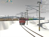 雪景色と貨物交換駅レイアウト64.jpg