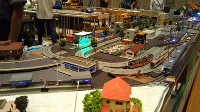 鉄道模型運転会2019Nゲージ15