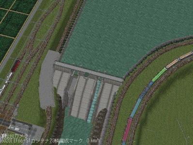 現代ローカル風景ダム12