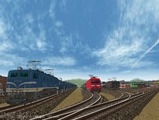 Nゲージレイアウト貨物ローカル線16