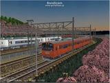 進撃の通勤電車10 201系2