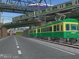 仙台市電レイアウト190長町駅.