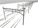 雪景色と貨物交換駅レイアウト41.jpg