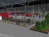 ドイツ鉄道ステーション ドーム36
