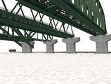 新VRM3★鉄橋だ。鉄橋だ。2
