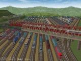 Nゲージレイアウト貨物ローカル線7