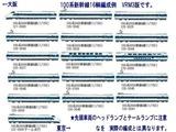 新幹線編成100系VRM3-1