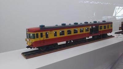 鉄博36−修学旅行電車クハ155