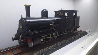 鉄博2−860蒸気機関車