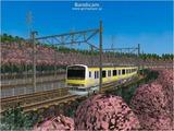 進撃の通勤電車38  JR209系南武線2.