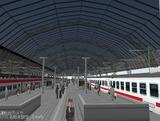 ドイツ鉄道ステーション ドーム21