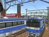 京急2100系2ブルー2