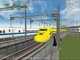 新幹線レイアウト\新幹線車両基地923系10