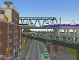 仙台市電レイアウト193長町駅