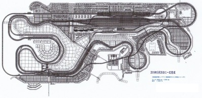 仮想越河レイアウト図その2完成図