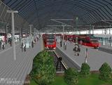 ドイツ鉄道ステーション ドーム6