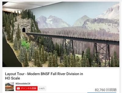 Youtube動画アメリカ鉄道模型フェス3