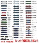 力行シリーズ機関車軍団4-4.