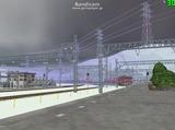 北の貨物駅通過中EF81-37-3.