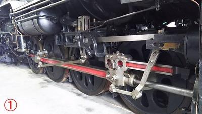 87-D51-1動輪部分から2梅小路機関庫1