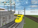 新幹線車両基地923系7